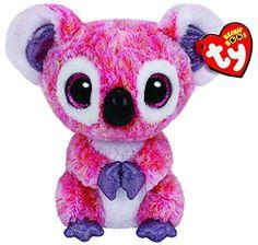 Ty Beanie Boos KACEY - the Pink Koala - Regular 6 Inch Ty Beanie Boos http://www.amazon.com/dp/B00S4RM4ZU/ref=cm_sw_r_pi_dp_QNVywb1EARRK3