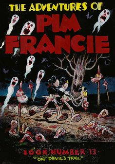 Al Columbia's Pim and Francie Continue Their Adventures in New Works | Hi-Fructose Magazine