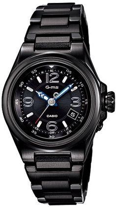 CASIO Baby-G MSA-5200DBJ-1AJF G-ms Tough Solar Atomic Watch Stainless Japan | eBay $586