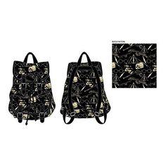 Harry Potter Icon Knapsack Backpack