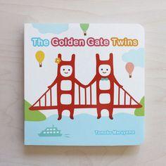 Tomoko Maruyama Design: The Golden Gate Twins Book