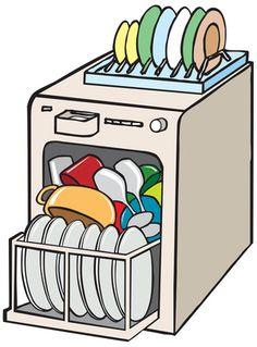 Die 22 Besten Bilder Von Spulmaschine Dishwashers Cleaning Und