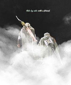""" said Gimli. ""There are countless things still to see in Middle-earth, and great works to do. But if all the fair folk teake to the Havens, it will be a duller world for. Legolas And Gimli, Aragorn, Thranduil, Fellowship Of The Ring, Lord Of The Rings, Hobbit Hole, The Hobbit, Jrr Tolkien, Tolkien Books"