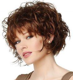 Kurze Frisuren für natürlich lockigem Haar Auf der Grundlage der Arten von Gesichtern - http://www.schonefrisuren.org/kurze-frisuren-fur-naturlich-lockigem-haar-auf-der-grundlage-der-arten-von-gesichtern/