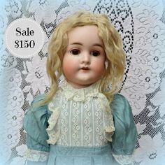 Check out this item in my Etsy shop https://www.etsy.com/ca/listing/398175467/pretty-23-karl-hartmann-antique-doll