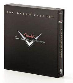 Fender The Dream Factory: fabolous book for fellow Fender enthusiasts.