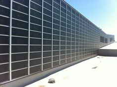 UNH solar project is a lot of hot air – in a good way (passive hot air system at University of New Hampshire)