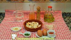 Receta de Zurrukutuna o sopa de ajo Vasca