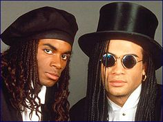 I dont care what anyone said about these two...loved their music