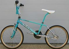 1988 Haro Team Master - BMXmuseum.com  Love the colors on this bike!!!