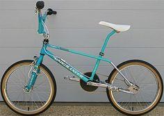 1988 Haro Team Master - BMXmuseum.com  Love the colors on this bike!!!