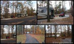 Campground - Montgomery - Gunter Hill COE