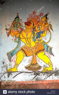 Raghurajpur a art & craft village near Puri ; Indian Traditional Paintings, Indian Art Paintings, Traditional Art, Krishna Painting, Madhubani Painting, Kerala Mural Painting, Painting Art, Phad Painting, Indian Illustration