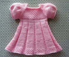 knitted American Girl 18 inch doll Pleated summer by KNITnPLAY sweet PDF knitting patternsfor AG dolls on this site, Knitting Patterns on Craftsy .Baby Crochet Patterns Part 24 - Beautiful Crochet Patterns and Knitting PatternsThis Pin was discovered Knitting For Kids, Knitting For Beginners, Baby Knitting Patterns, Baby Patterns, Crochet Patterns, Doll Dress Patterns, Knitted Dolls, Girl Doll Clothes, 18 Inch Doll