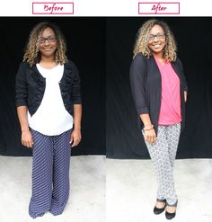 How to Look Less Frumpy - Fall Fashion Ideas