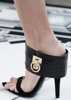Versace S/S 2015 | my sexy shoes 1
