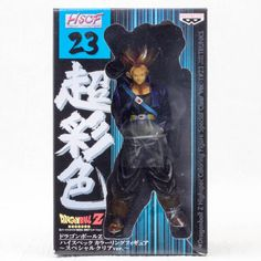 Dragon Ball HSCF Figure high spec coloring S.S. Trunks SP Clear Ver. ANIME