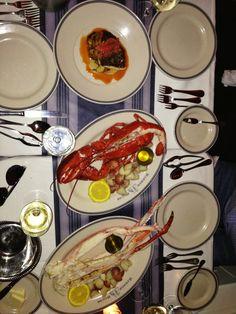 Best Seafood @ Harbor House Milwaukee, WI