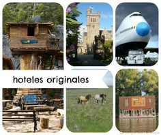 5 hoteles originales para viajar con niños Travel With Kids, Gabriel, Spain, Places To Visit, Baby, Lodges, Elopements, Hotels, Vacations