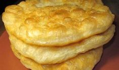 Very tasty magnificent tortillas. The simplest recipe. Langos – Famous Last Words Bread Recipes, Baking Recipes, Cooking Forever, Tasty, Yummy Food, Russian Recipes, Unique Recipes, Different Recipes, Winter Food