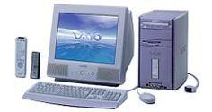 Desktop VAIO R 2000