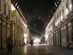 #Syria #Damascus and #Aleppo Go on Strike. Ancient souk in central city of Damascus on strike July 7/12