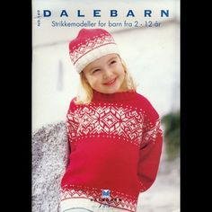 Shop our huge collection of knitting patterns for sale with easy filters to find just the right project—available as pattern books, project kits and PDFs. Knit Crochet, Crochet Hats, Boys Sweaters, Knitting For Kids, Vintage Knitting, Pattern Books, Norway, Knitting Patterns, Children