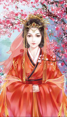 38 ideas chinese art girl asian beauty drawings for 2019 Ancient China, Ancient Art, Chinese Drawings, Beautiful Fantasy Art, China Art, Fantasy Girl, Beauty Art, Anime Art Girl, Japanese Art