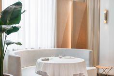 Odette Restaurant Singapore by Universal Design Studio | Yellowtrace
