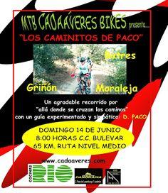 Mtb Cadaáveres - Bike : Los Caminos del Sr. Paco
