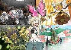 (1) Twitter Pokemon Pocket, Pokemon Fan, Pokemon Stuff, Pokemon Kalos, Gym Leaders, Cute Games, Pokemon Pictures, Nerdy, Anime