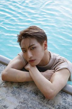 NCT and Ateez imagines Young K, Woo Young, Yg Entertainment, Fandom, K Pop, Astro Mj, Kpop Wallpaper, Steven Universe, Jung Yunho