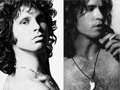 Jim Morrison (Val Kilmer in The Doors)