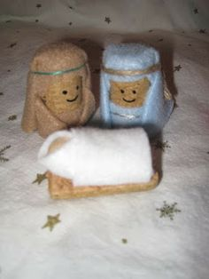 cork nativity