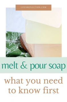 Making soap at home is far too fun and creative with a melt and pour soap base! Here's how to choose a melt and pour soap base including a soap making printable for 10 different types of soap base! Coconut Soap, Shea Butter Soap, Cocoa Butter, Soap Colorants, Glycerin Soap, Soap Making Recipes, Soap Recipes, Coffee Soap, Soap Supplies
