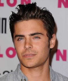 I'm POSITIVE Zac Efron has an awesome skincare regime!