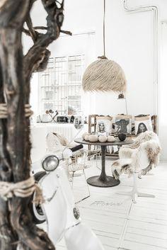 © Paulina Arcklin | Paulina Arcklin Loft in Milan, Italy