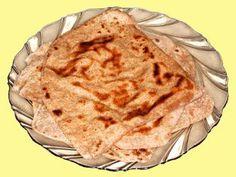 Lipie indiana cu faina integrala Indiana, Chapati, Raw Vegan, Chutney, Goodies, Ethnic Recipes, Food, Breads, Sweet Like Candy