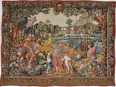 Resultado de imagem para tapeçaria bordada