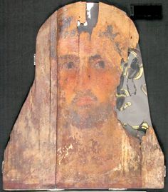 Mummy Portrait UC38768 -The Petrie Museum of Egyptian Archaeology, London.