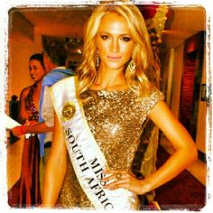 Melinda Bam Miss SA 2011 Pageant Girls, Beauty Queens, Star Fashion, Sari, Rock, Clothes, Style, Saree, Outfits