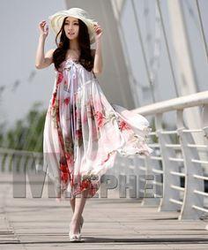フェミニン系♡夏のファッションアイテム・チューブトップ コーデを集めました。参考にどうぞ♪