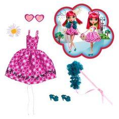 La Dee Da Kickin' Picnic Rowdy Shouty Chic Style Studio Doll Fashion La Dee Da