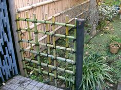 Most recent Photo japanese garden bamboo Tips Western gardens usually are common back gardens that induce small idealized landscapes, frequently within a ni. Bamboo Garden, Bamboo Fence, Backyard Plants, Garden Landscaping, Japanese Tea House, Japanese Gardens, Garden Border Edging, Asian Garden, Backyard Retreat