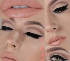Lana Del Rey Inspired Makeup Tutorial @Luuux
