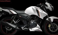 New Delhi: TVS Motor Company on Monday reported an 11 per cent increase in total sales at units in June.The Chennai-based company had sold units in June two-wheeler sales during the month increased per cent to. Tvs Motor Company, Used Bikes, Latest Business News, Bike News, Two By Two, Abs, The Unit, Motorcycle, Colours