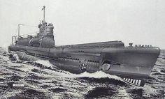 The IJN I-I400 class submarine