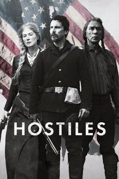 New Poster for Western-Drama 'Hostiles' - Starring Christian Bale Rosamund Pike Ben Foster Wes Studi and Timothée Chalamet - Directed by Scott Cooper ('Out Of The Furnace' 'Black Mass') Streaming Movies, Hd Movies, Movies Online, Movies And Tv Shows, Movie Tv, Hd Streaming, Watch Movies, Movies Free, Tv Watch