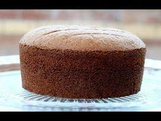 Josephine's Recipes : Chocolate Sponge Cake with Ganache Recipe Chocolate Chiffon Cake, Chocolate Sponge Cake, Eggless Chocolate Cake, Swiss Chocolate, Food Cakes, Chocolates, Cotton Cake, Ganache Recipe, Ganache Frosting