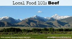 Local Food 101: Beef | How can you know if a particular food source is a wise and healthy choice? You start by talking to the farmer who produces it, asking questions that pertain to the type of food you're buying. In this post, we'll discuss beef. Use these questions when approaching your local farmer or source. | GNOWFGLINS.com